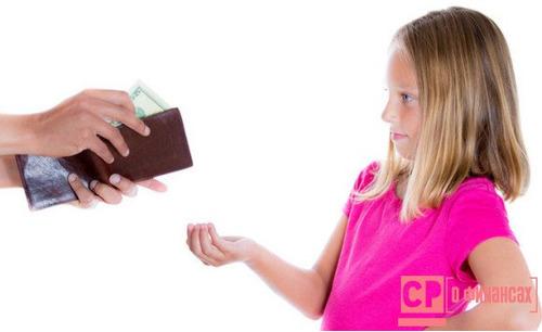 сколько должен платить алименты неработающий человек