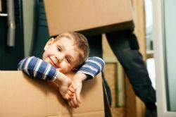 Выселение несовершеннолетнего ребенка