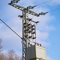 Налаженная инфраструктура электрических проводов в СНТ