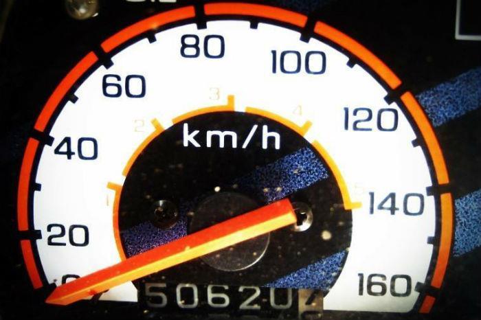 Проверка скрученности механического одометра