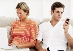 Развод через интернет