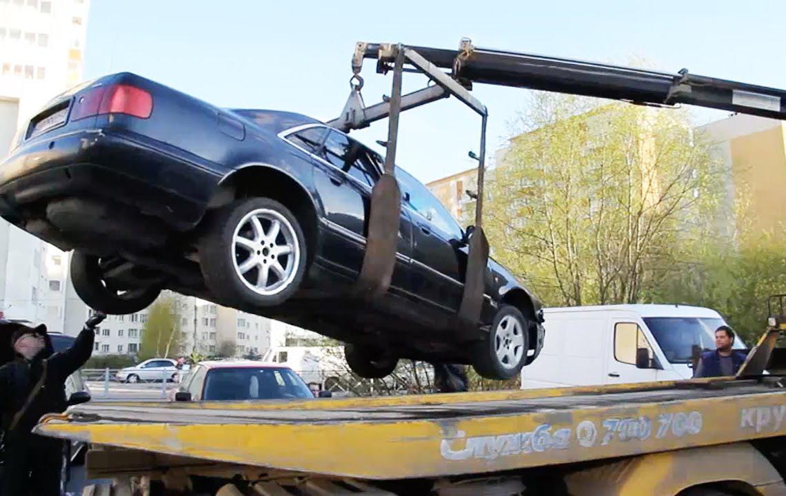 Могут ли изъять машину за неуплату алиментов