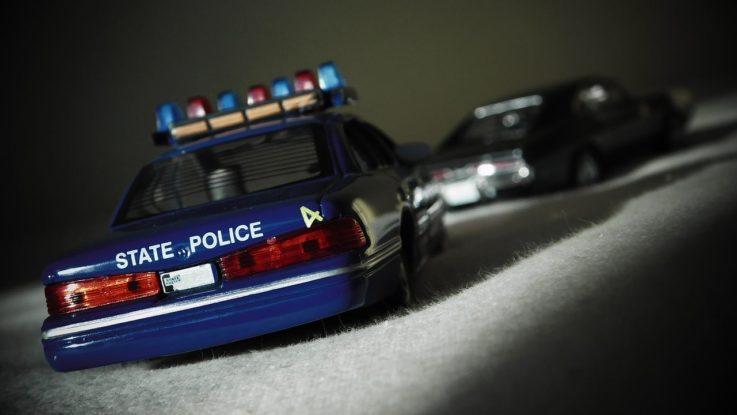 Права водителя при остановке сотрудником ГИБДД