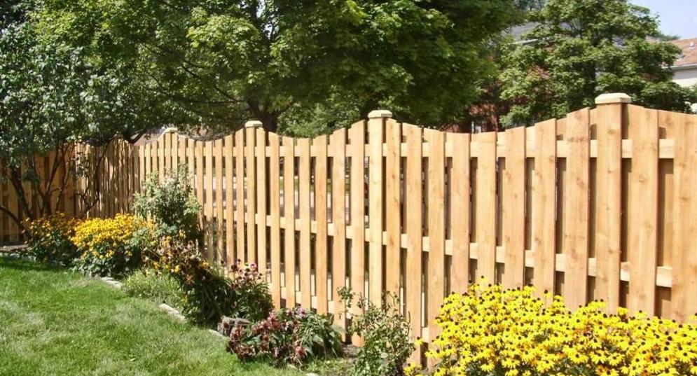 Высота забора между соседями в частном доме по закону