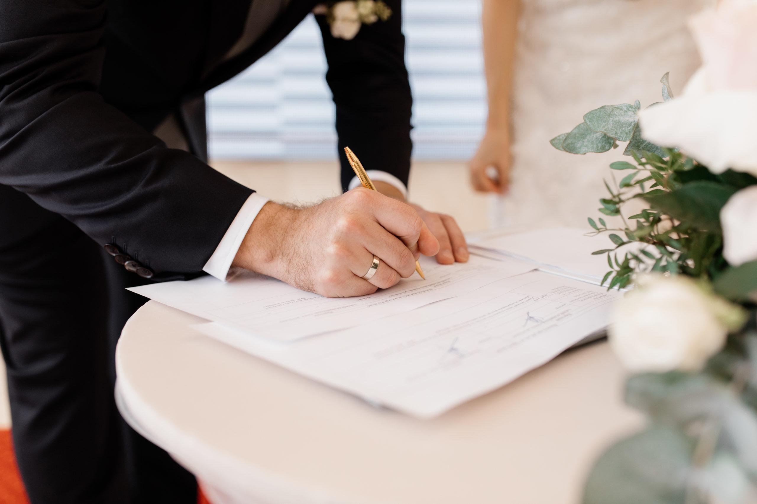 Правила составления брачного договора